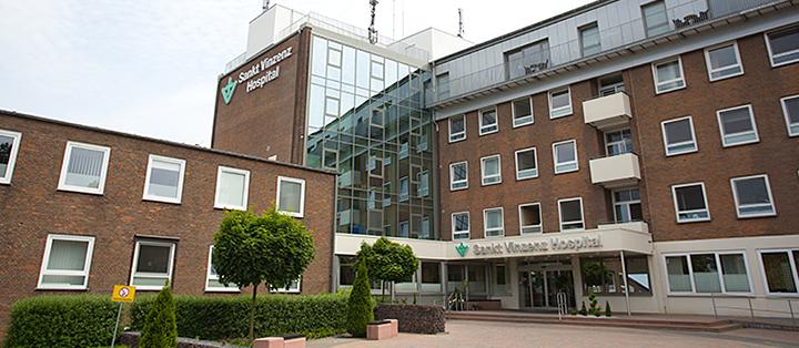 Header Sankt Vincent Hospital